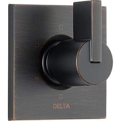 Delta Vero 6-Setting Venetian Bronze 1 Handle Shower Diverter with Valve D153V