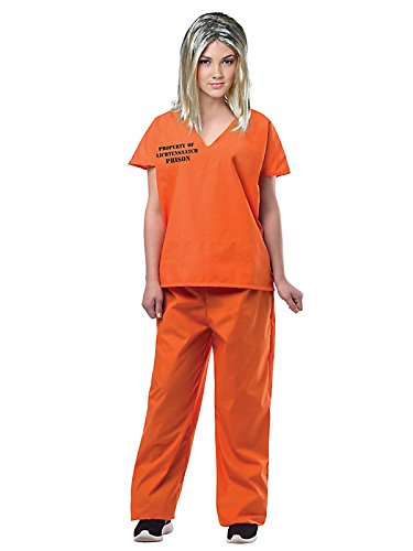 Rasta Imposta Women's Prisoner Suit