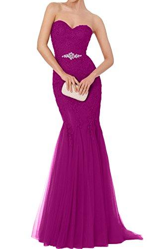 Ivydressing - Vestido - para mujer fucsia