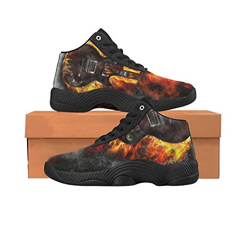 D-Story The Burning Guitar Basketball Shoes Running Shoes Boost Sneakers 1UFLyHQh