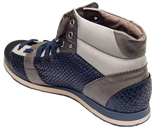 Kamo Donna Blau Sneaker Kamo Gutsu Gutsu vwYaqa