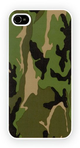 Camo Print 7 Art iPhone, iPhone 6+ (PLUS) cas, Etui de téléphone mobile - encre brillant impression