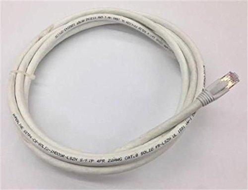 3' Cat6 Shield (CERTICABLE NEW TECHNOLOGY 3 FT CAT8 CAT-8 SHIELDED COPPER CABLE 10GB 10 GIGABIT ETHERNET RJ45-RJ45 CONNECTORS)
