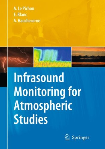 Infrasound Monitoring for Atmospheric Studies by Springer