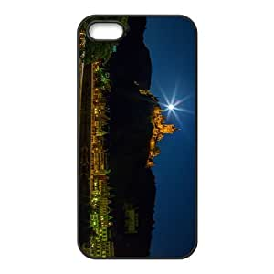 Castle Night Hight Quality Case for Iphone 5s