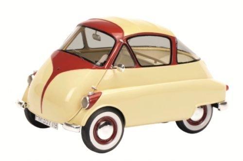ISO Isetta Beige /Red 1/18 by Schuco 450008700