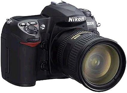 Nikon D200 - Cámara Réflex Digital 10.2 MP (Cuerpo): Amazon.es ...