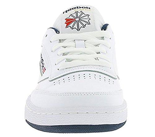 Reebok Boys' Ar0457 Fitness Shoes White (Int/White/Navy Int/White/Navy) NgVNyB1