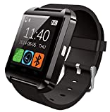 Hype Smart Watch for Kids Black
