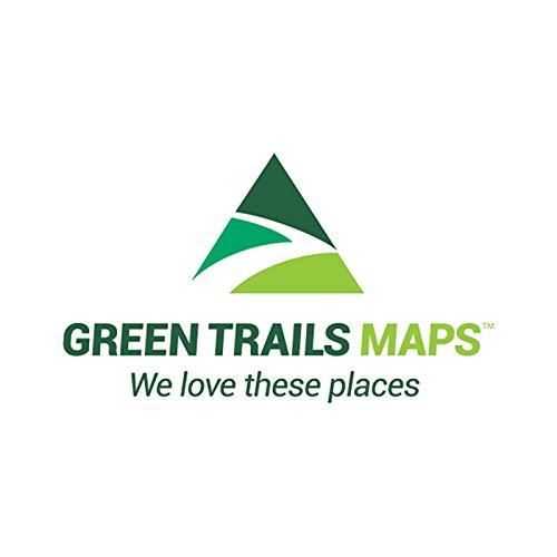 (Green Trails Maps, Enchantments)