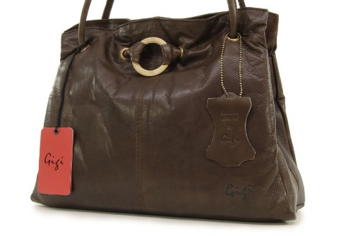 Othello Brown Shoulder Gigi Leather Dark 4323 Bag anEwwPqY