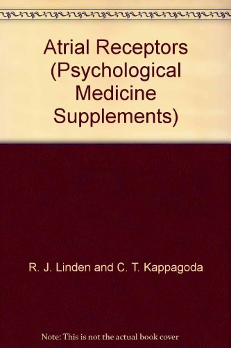 Atrial Receptors (Psychological Medicine Supplements)