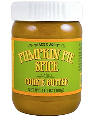 Trader Joes Pumpkin Cookie Butter