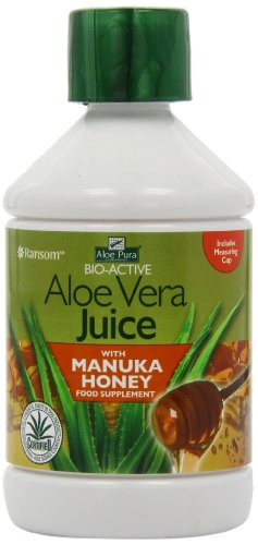 Optima Aloe (Optima Health Aloe Pura Aloe Vera Juice with Manuka Honey 500ml)