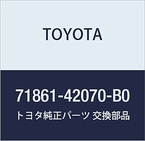 TOYOTA Genuine 71861-42070-B0 Seat Cushion Shield