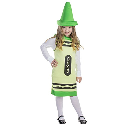 Green Crayon, Size Small -