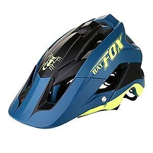 iBaste Helmet Adult Cycling Bike Helmet Bicycle Helmet Mountain Bike One Piece Riding Helmet Helmet F 659