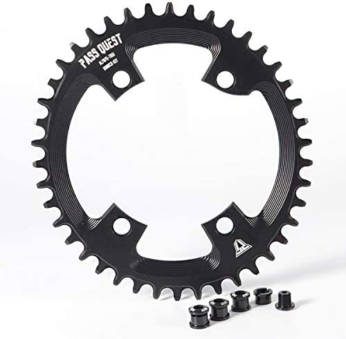 PASS QUEST 110BCD Oval Road Bike Narrow Wide Chainring 42T-52T Bike Chainwheel ultegra R7000 R8000 DA9100