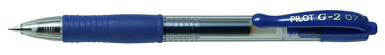 Pilot 2605001 G-2 Gelschreiber 0,4 mm schwarz