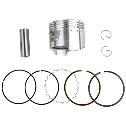 Atv Parts & Accessories United 52.4mm 13mm Pin Piston Rings Kit 110cc 125cc Engine Quad Dirt Bike Atv Buggy Non-Ironing