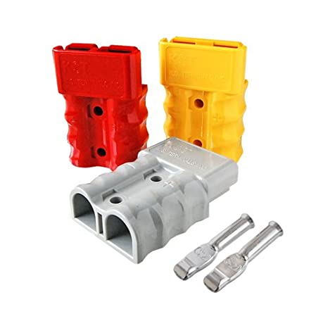 150A Battery Connector Dual-type ,for 2AWG,BMC2M-38-E 2 Pieces Set60;YELLOW62; JC Electronics Corporation