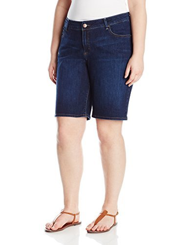 - Lee Women's Plus-Size Modern Series Arianna Bermuda Short, Bella, 24W Medium