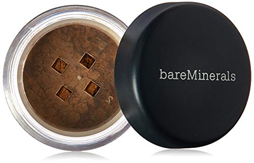 bareMinerals Brow Color XS, Dark Blonde/Medium Brown, 0.01 Ounce (Best Cheap Eyebrow Powder)