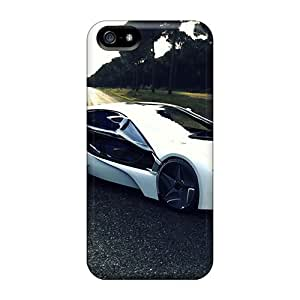New Bmw Concept Car Tpu Cases Covers, Anti-scratch CZA9176WKjJ Phone Cases For Iphone 5/5s
