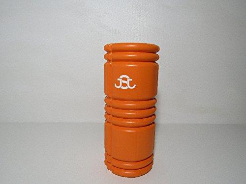 Tri Ring Grid Foam Roller (orange) by DBS Trade LLC