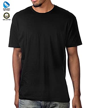 Ultra Soft Cotton Unisex Plain T-Shirt