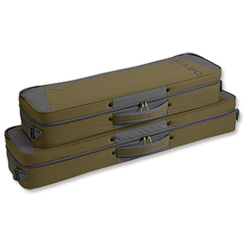 Orvis Safe Passage (Orvis Safe Passage Carry-It-All Rod and Gear Case Olive Grey, M)