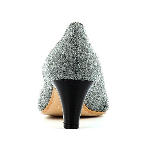 Evita Shoes Giusy - Zapatos de vestir para mujer gris