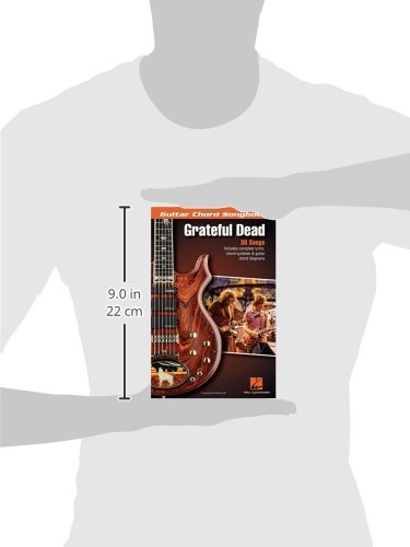 Amazon Grateful Dead Guitar Chord Songbook 0888680037246