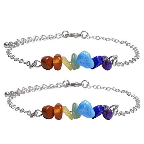 Chakras Gemstone Bracelet Crystal Balancing