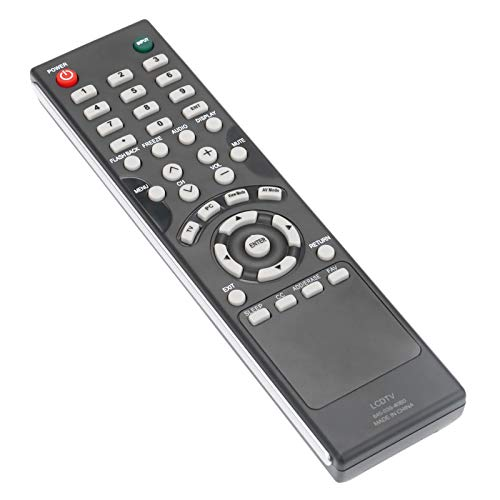 (New 845-039-40B0 Remote Control 84503940B0 fit for Sharp LCD TV LC-60E69 LC-60E69U LC-40LE431U LC-40LE431UA LC-40LE433U LC-40LE433UA LC-40LE433 LC-40LE431)