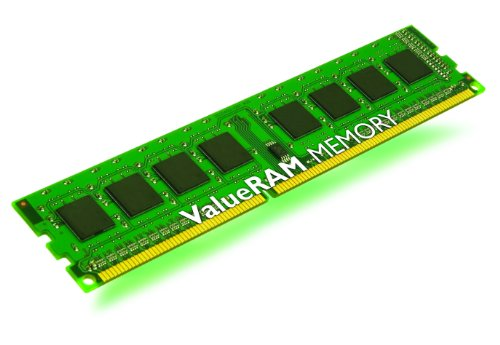 Vlp Server Memory (Kingston ValueRAM 4GB 1600MHz DDR3L PC3-12800 ECC CL11 1.35V with TS VLP DIMM Server Memory (KVR16LE11L/4))