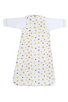 Amazon.com: Slumbersafe Winter Kid Sleeping Bag Long Sleeves 3.5 Tog - Forest Friends, 3-6 Years/XL: Baby