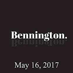 Bennington, May 16, 2017