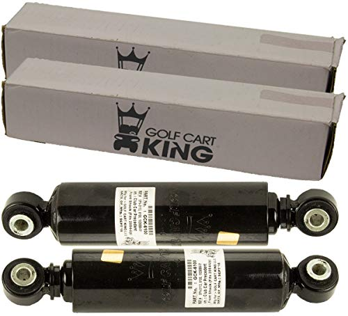 (2) Club Car Precedent 2004-Up Golf Cart Front Shock Absorbers