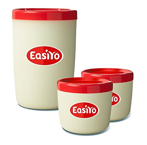 EasiYo Yogurt Storage Lunch Containers