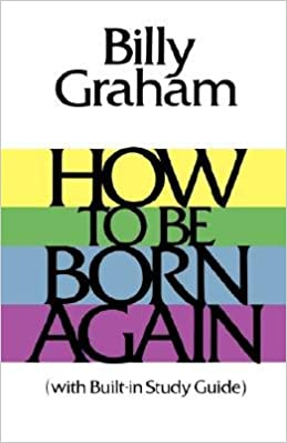 Book How to be Born Again (Hodder Christian Pdfs)