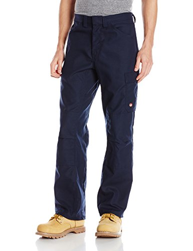 Red Kap Men's Shop Pant, Navy, 34W x 34L]()