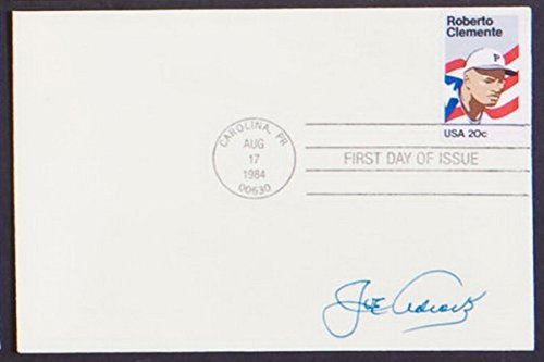 BERTO CLEMENTE 1984 STAMP FIRST DAY ISSUE COVER FDC ENVELOPE (Fdc Envelope)