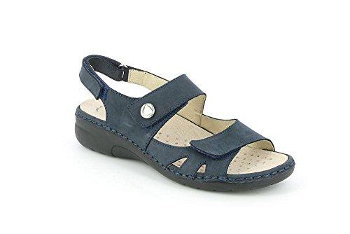P Sandalo Se0367 Laba Grunland Donna Blu vUqTB6xEIw