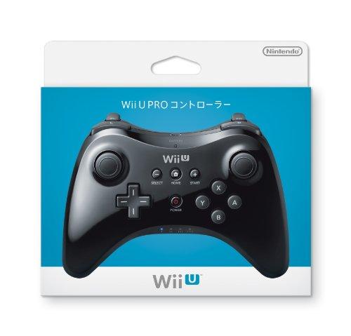 kuro)WiiU PROコントローラー
