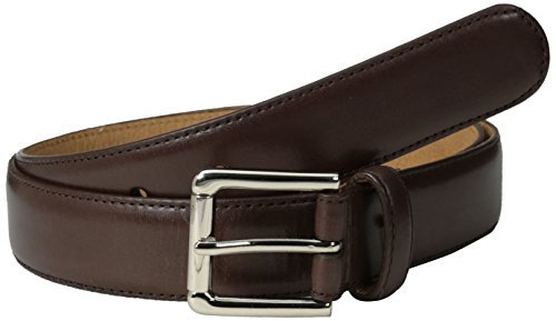 Cole Haan Chocolate (Cole Haan Men's 30mm Colebrook Belt, Chocolate, 34)