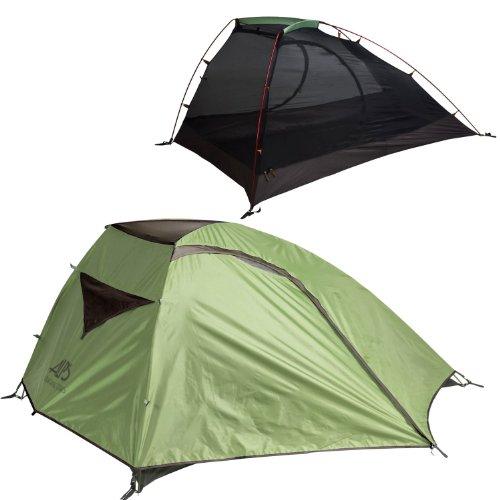 ALPS Mountaineering Zenith 2 AL Tent - 2-Person, 3-Season - SAGE/COAL