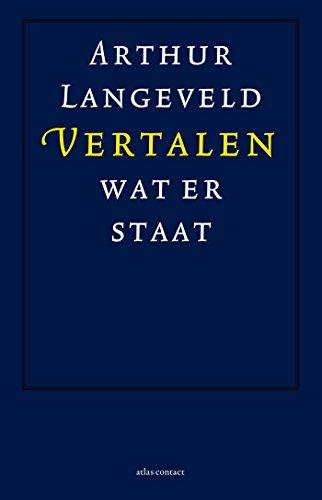 Amazon.com: Vertalen wat er staat (Dutch Edition) eBook ...