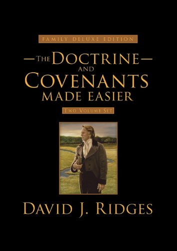 Doctrine and Covenants Made Easier Set (The Gospel Studies)