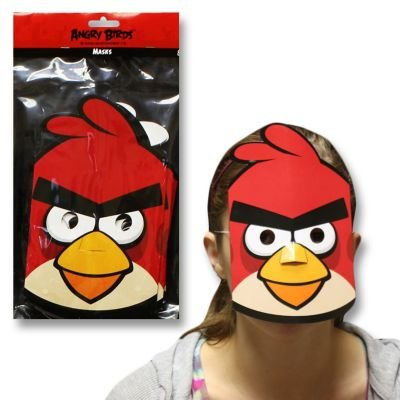 Angry Birds Party Masks -